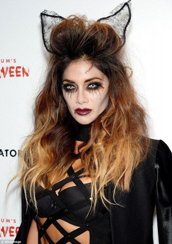 Nicole Scherzinger Halloween Costume.Halloween Costume Inspiration Easy To Copy Outfit Ideas In 2019