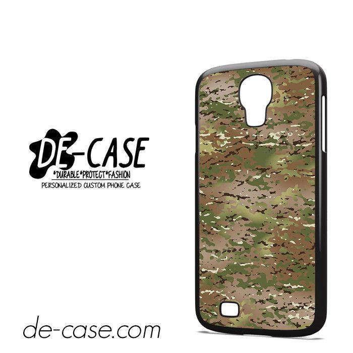 Army Cmufflage Case Army Pattern DEAL-960 Samsung Phonecase Cover For Samsung Galaxy S4 / S4 Mini