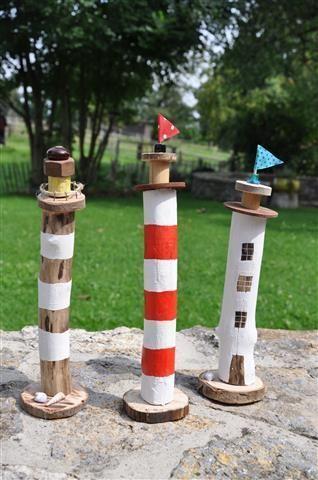 Photo of Leuchttürme aus Ästen – Holz ideen