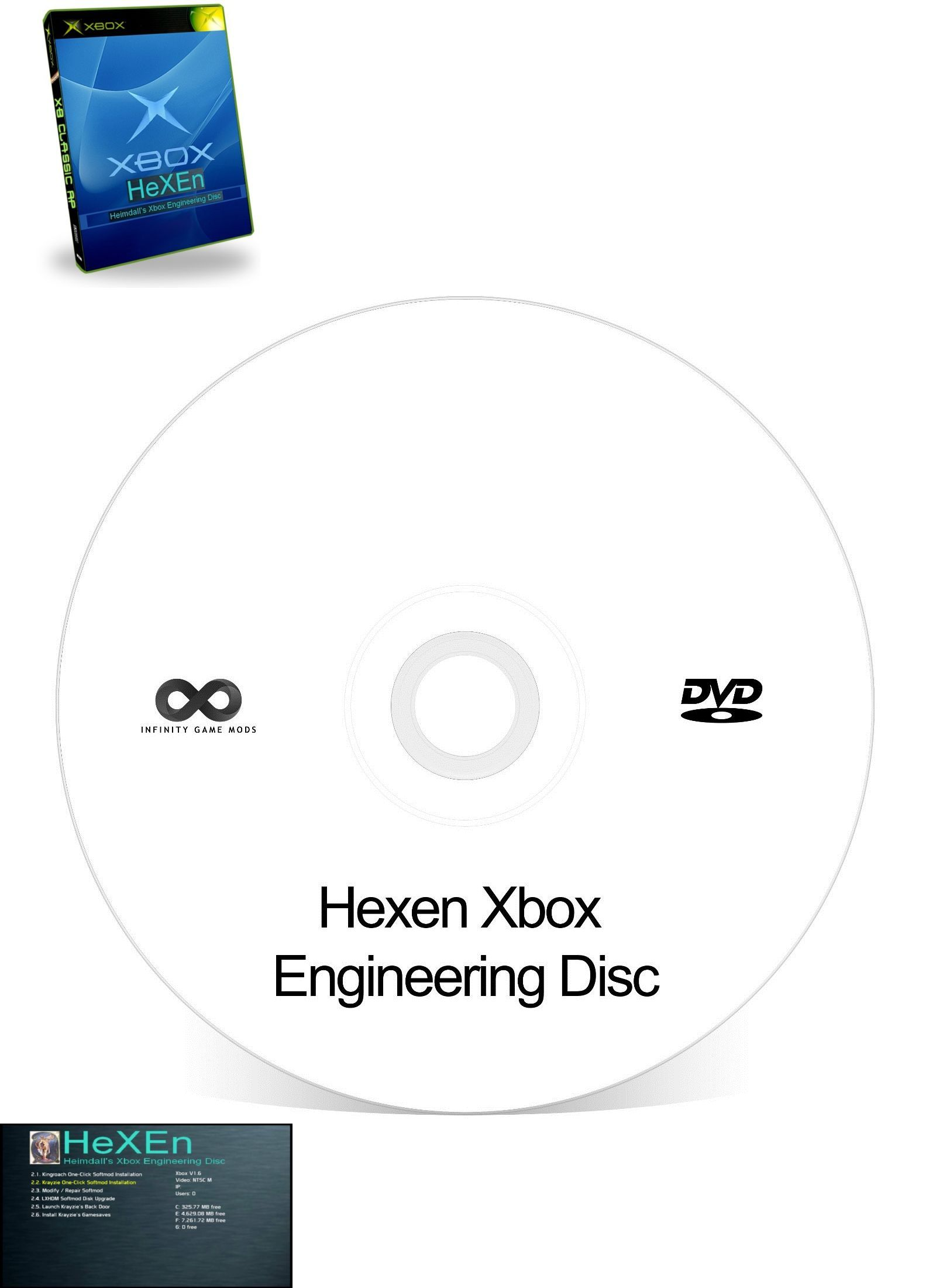 Other Video Game Accessories 49230: Hexen Xbox Engineering