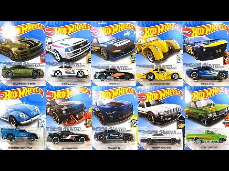 New 2019 B Case Hot Wheels Cars Carros hot wheels, Hot