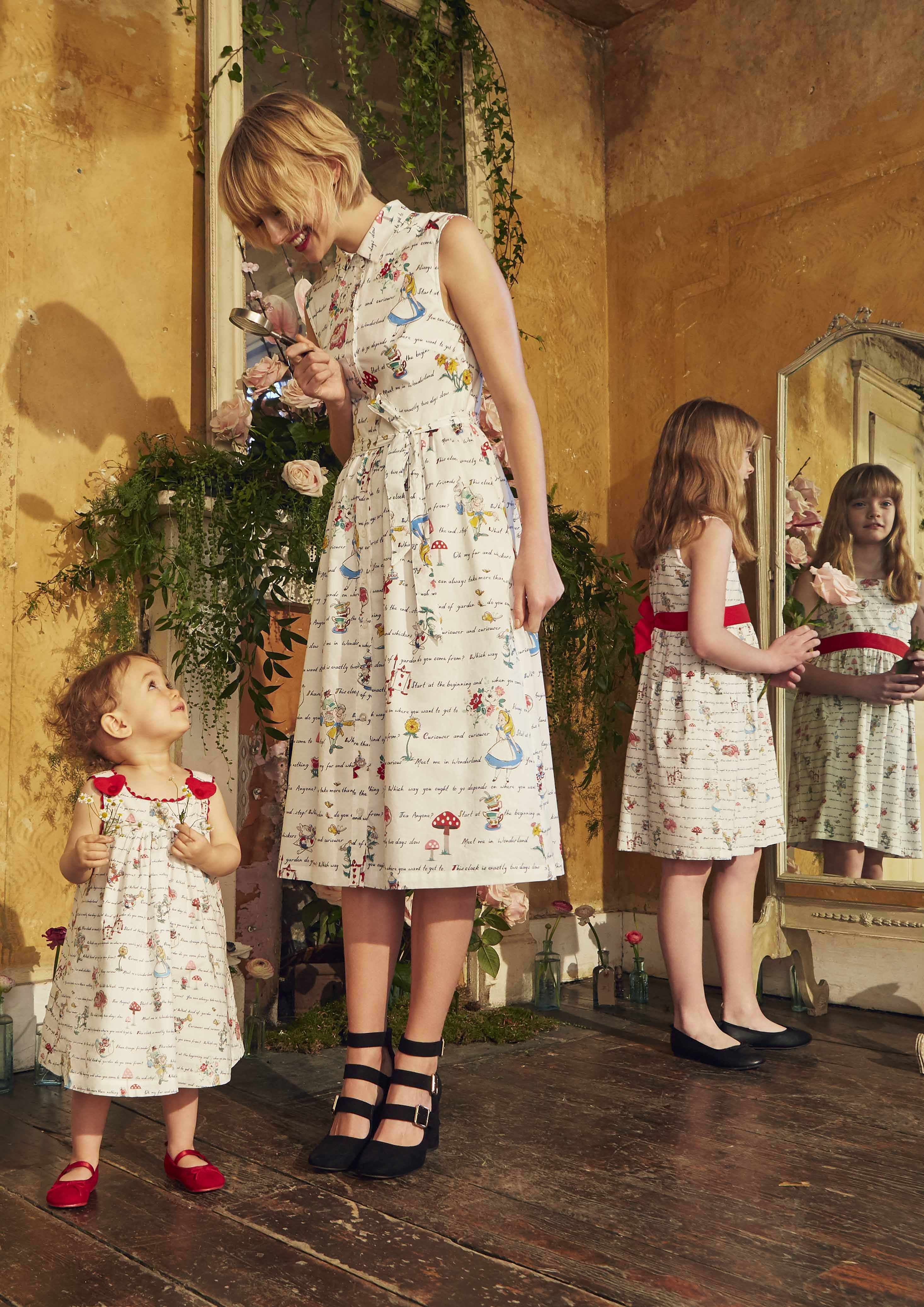 Limited Edition Alice In Wonderland Collection Inspired By The