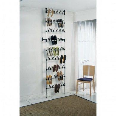 Boite chaussure homme femme meuble rangement - Rangement chaussures telescopique ...