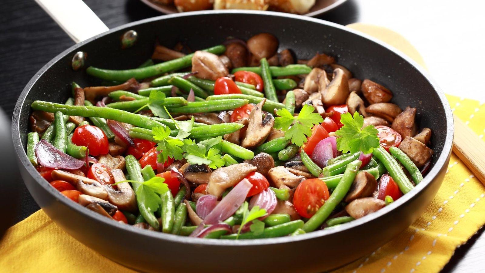 Opettele nämä terveelliset tavat vegaaneilta – luopumatta lihasta!