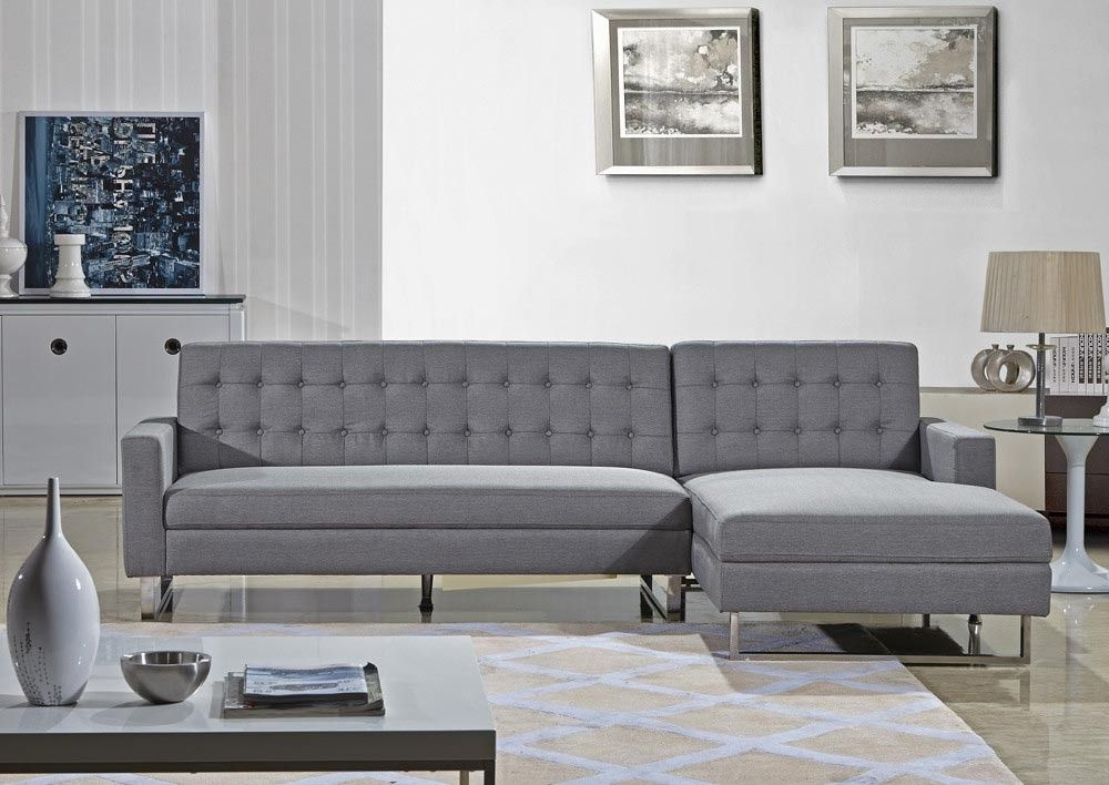 Clovis Sectional With Left Side Chaise