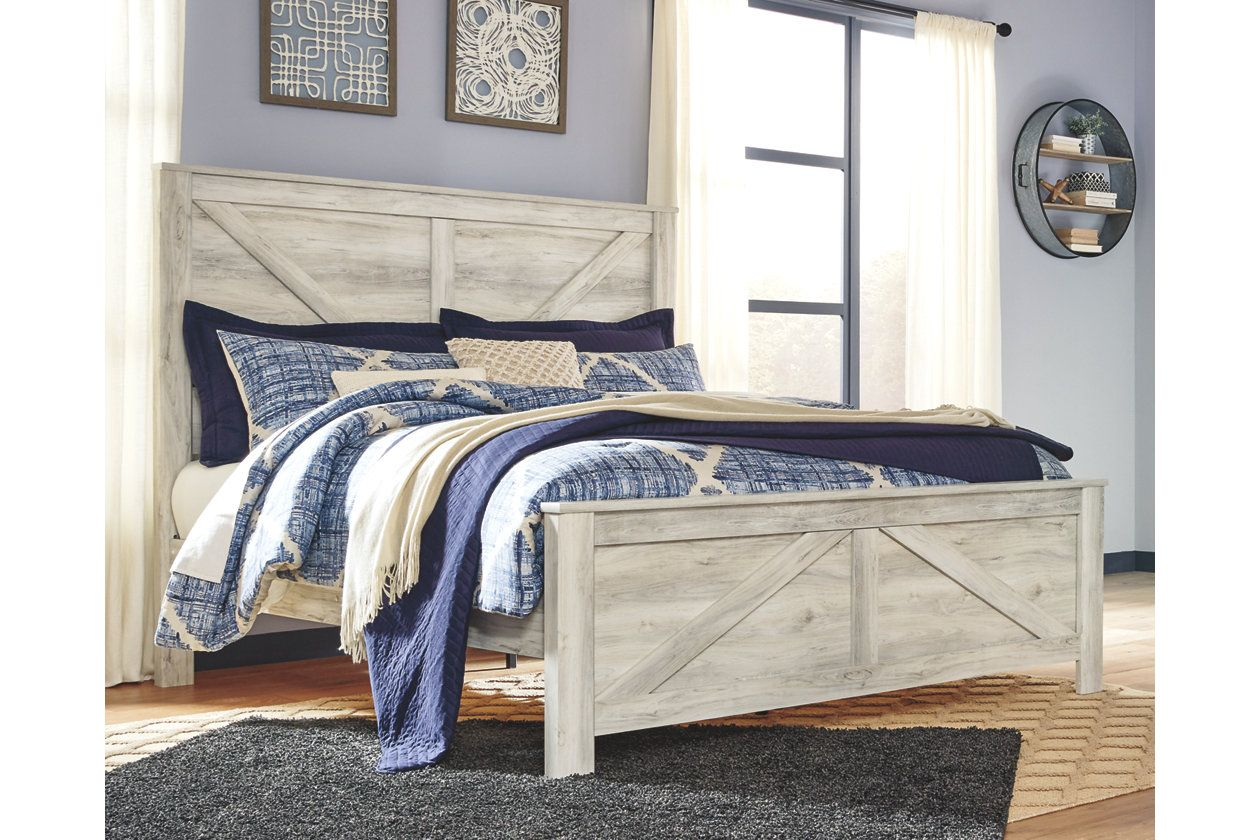 Bellaby Queen Panel Bed Ashley HomeStore Panel bed