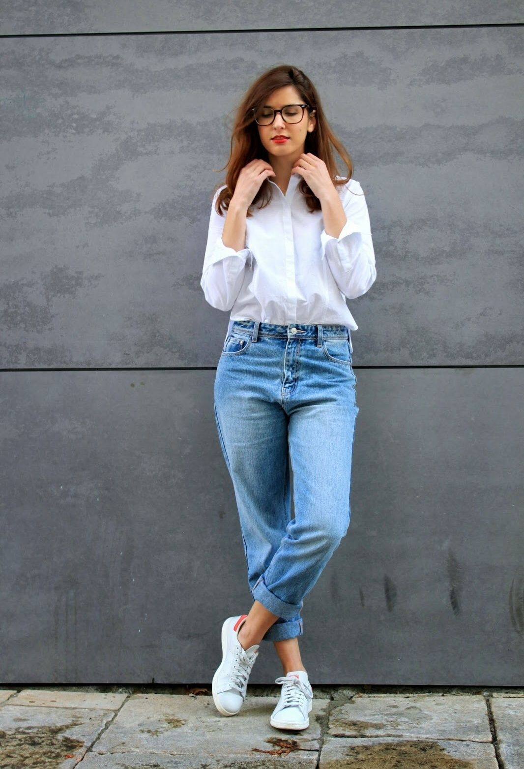 41e6e8d095b How to Wear Mom Jeans Like a Supermodel in 2019 | M Y . S T Y L E ...