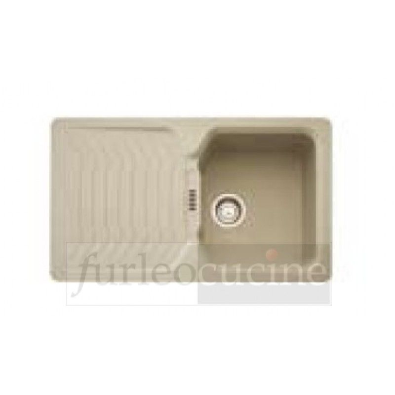 FRANKE Lavello cucina Fragranite avena cm 86 1 V Bahia BAG 611 ...