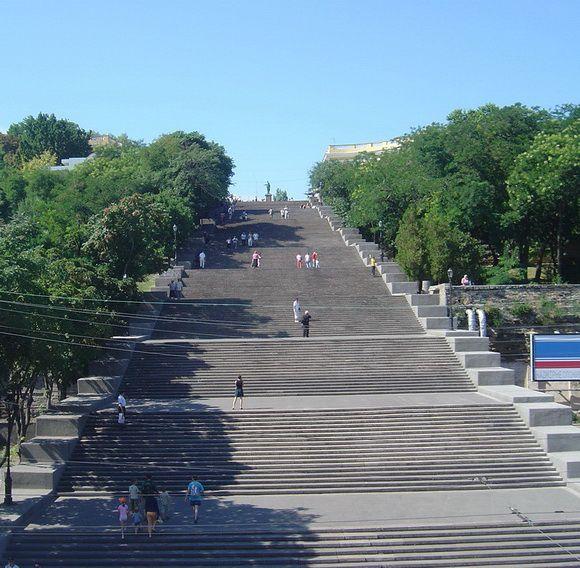Potemkin Stairs Ukraine