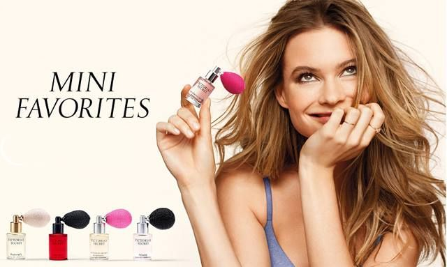 Victoria's Secret Mini Atomizer Spring 2015 Collection