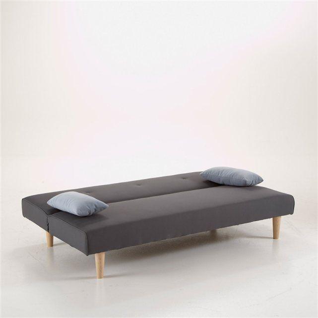 banquette lit clic clac remio la redoute interieurs canap pinterest. Black Bedroom Furniture Sets. Home Design Ideas