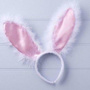 Bunny Ears Head Band