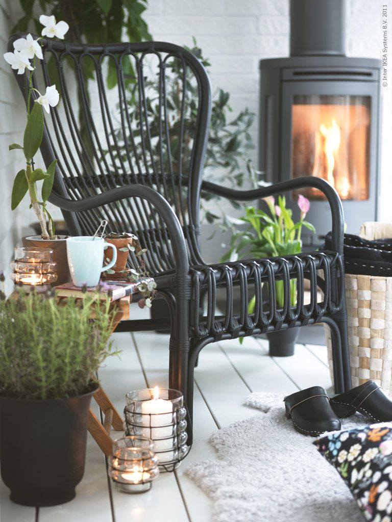 Beautiful Ikea Storsele Chair, Maybe For Living Room? Awesome Ideas