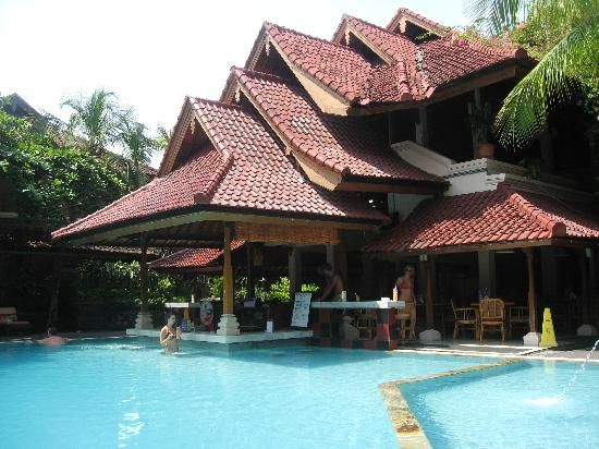 The Bounty Hotel Kuta Bali Indonesia Once Upon A Time This Was