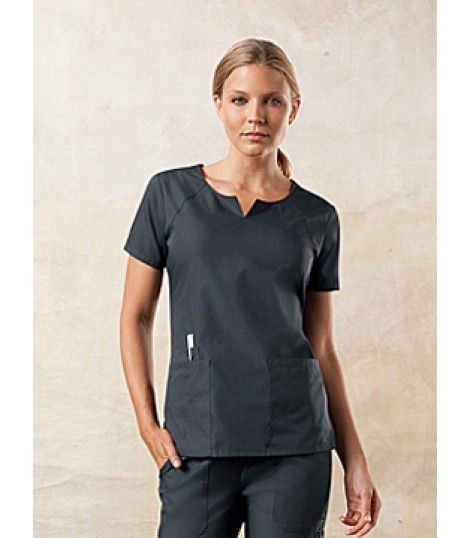 d71c983a002 Cherokee 4824 Female Round Neck Top | Nursing Scrubs Tops | Tops ...