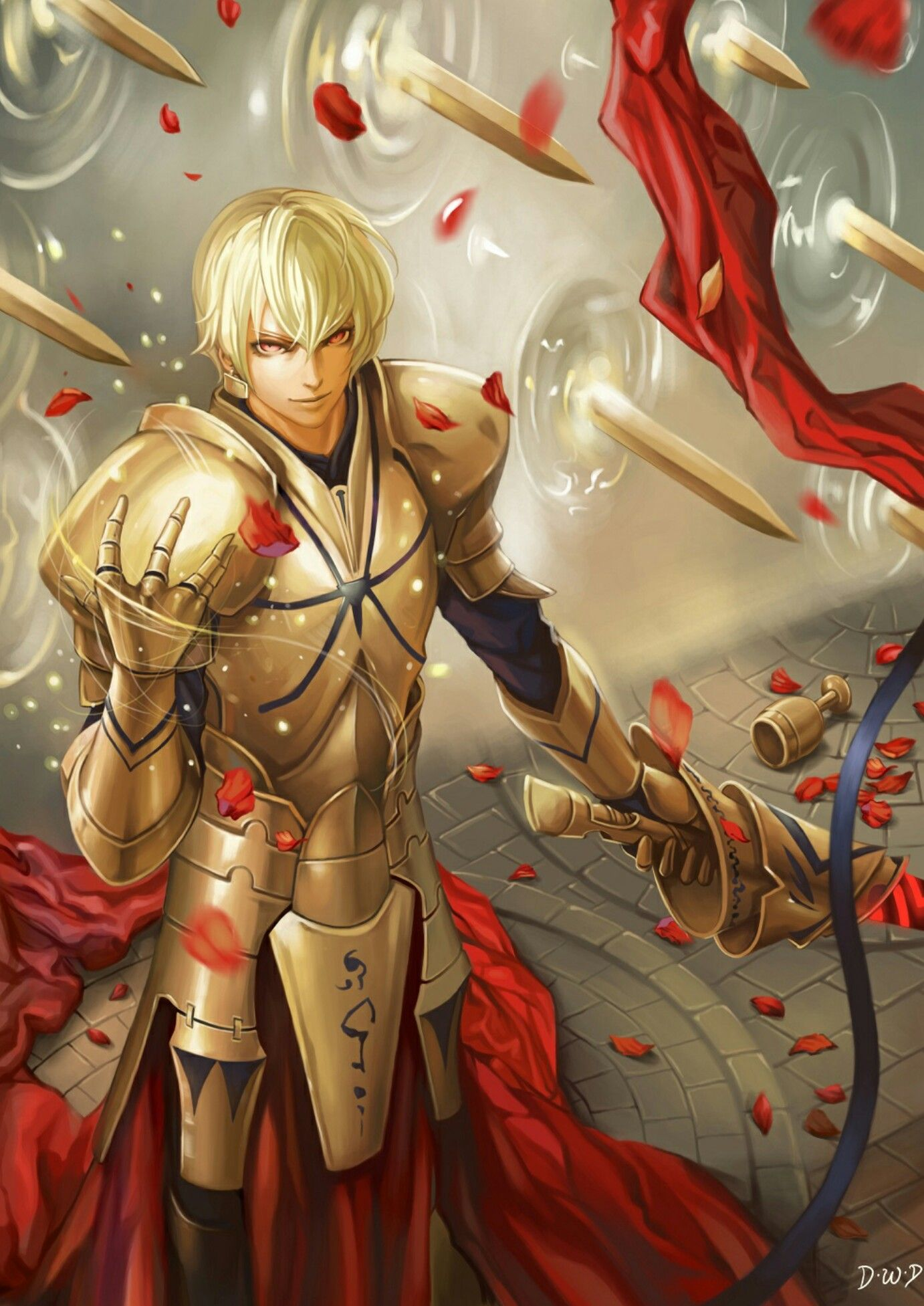 fate zero babylonian king of heroes fate pinterest