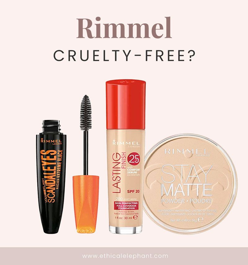 Is Rimmel Cruelty Free In 2021 Read This Before You Buy Cruelty Free Rimmel Cruelty Free Beauty
