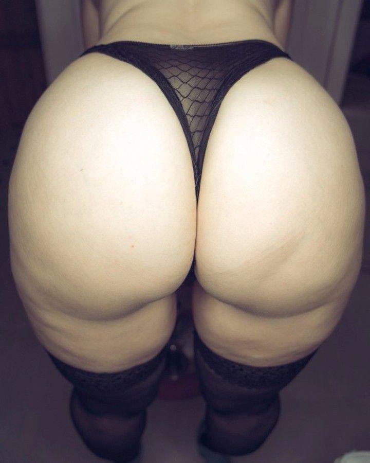 Bent over bbw ass