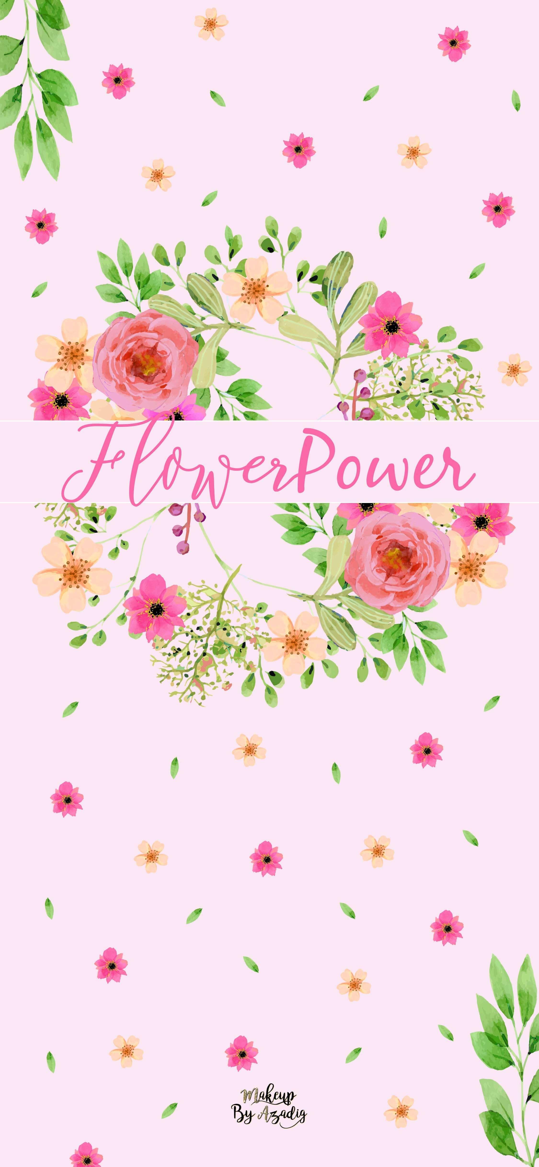 13 Fond D Ecran Flower Power Wallpaper Makeupbyazadig Fond Ecran Flower Power Fond D Ecran Telephone