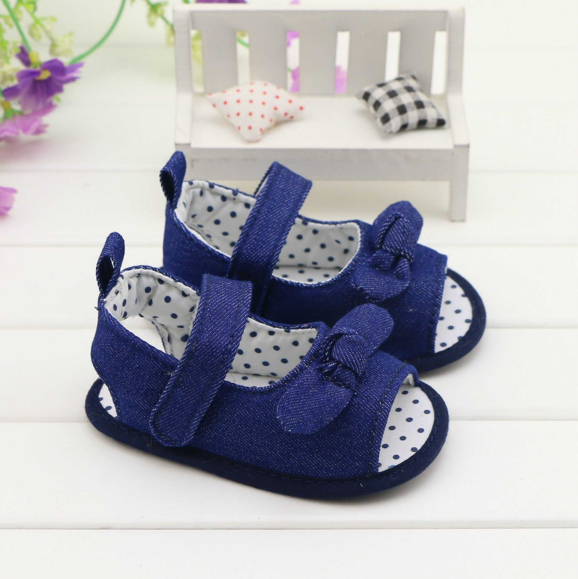 to Buy Baby First Walkers Baby Shoes Cute Soft Bottom