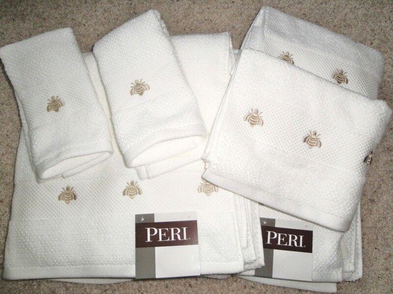 Bee Towels Towel Set Bee Towel