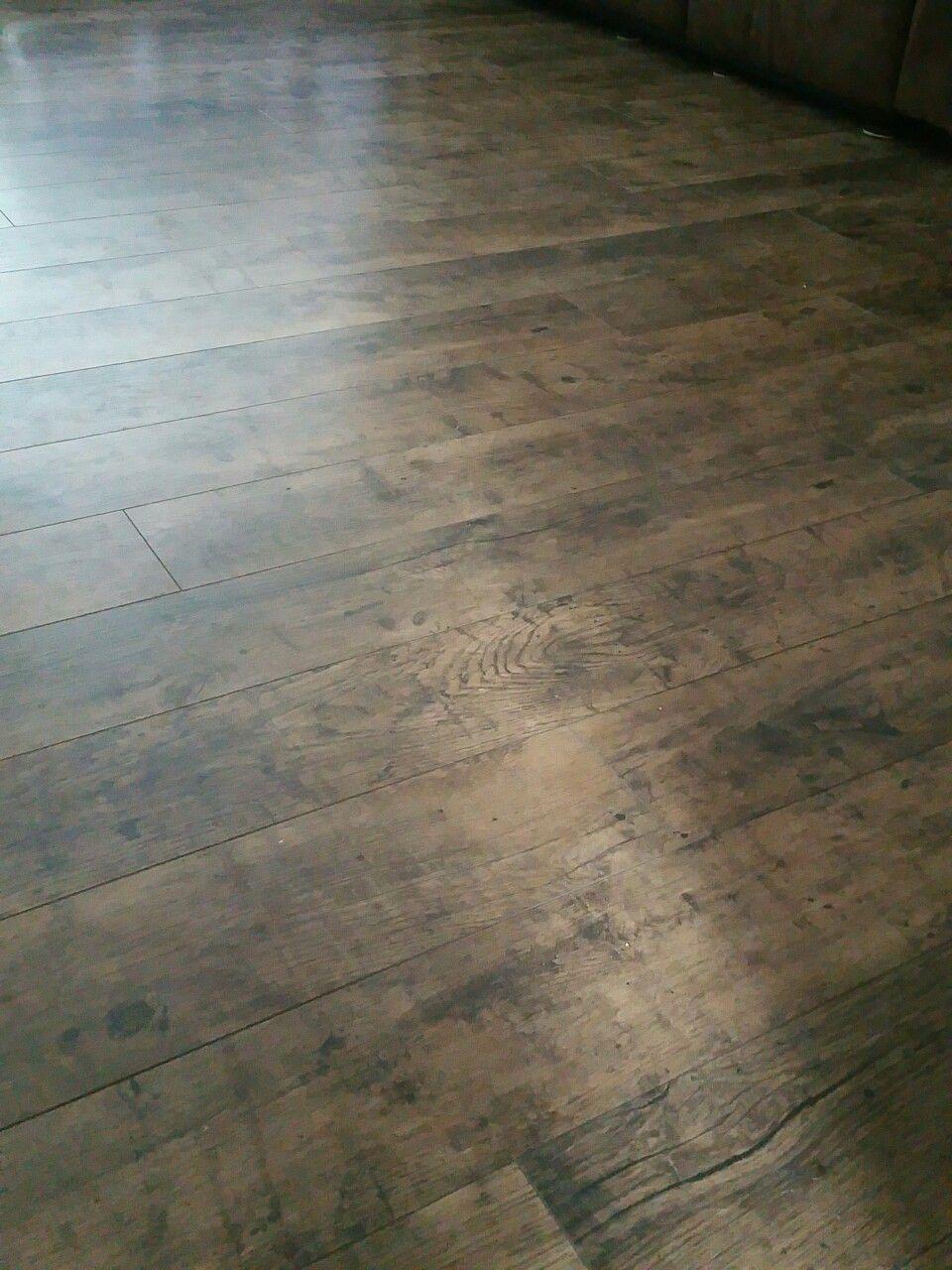 Current Flooring In Common Area Pergo Rustic Grey Oak Flooring