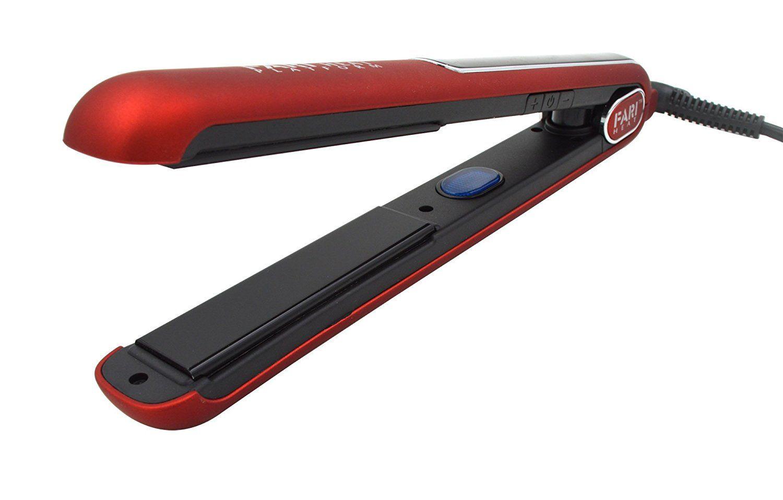 Babyliss Pro 1 Inch Straightener Flat Iron Dual Voltage Max Temp 450f