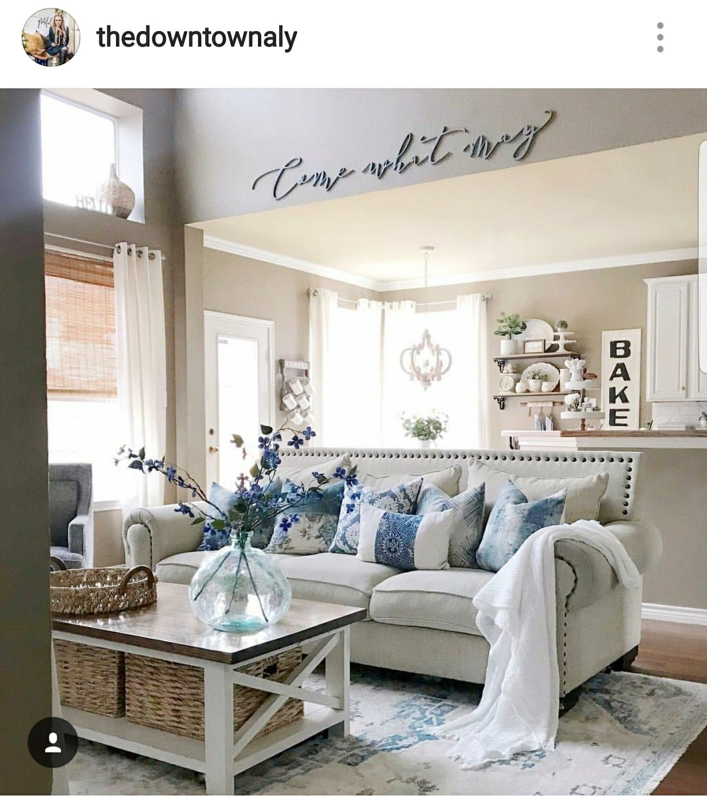 Traditional Meets Country For The Home Home Decor