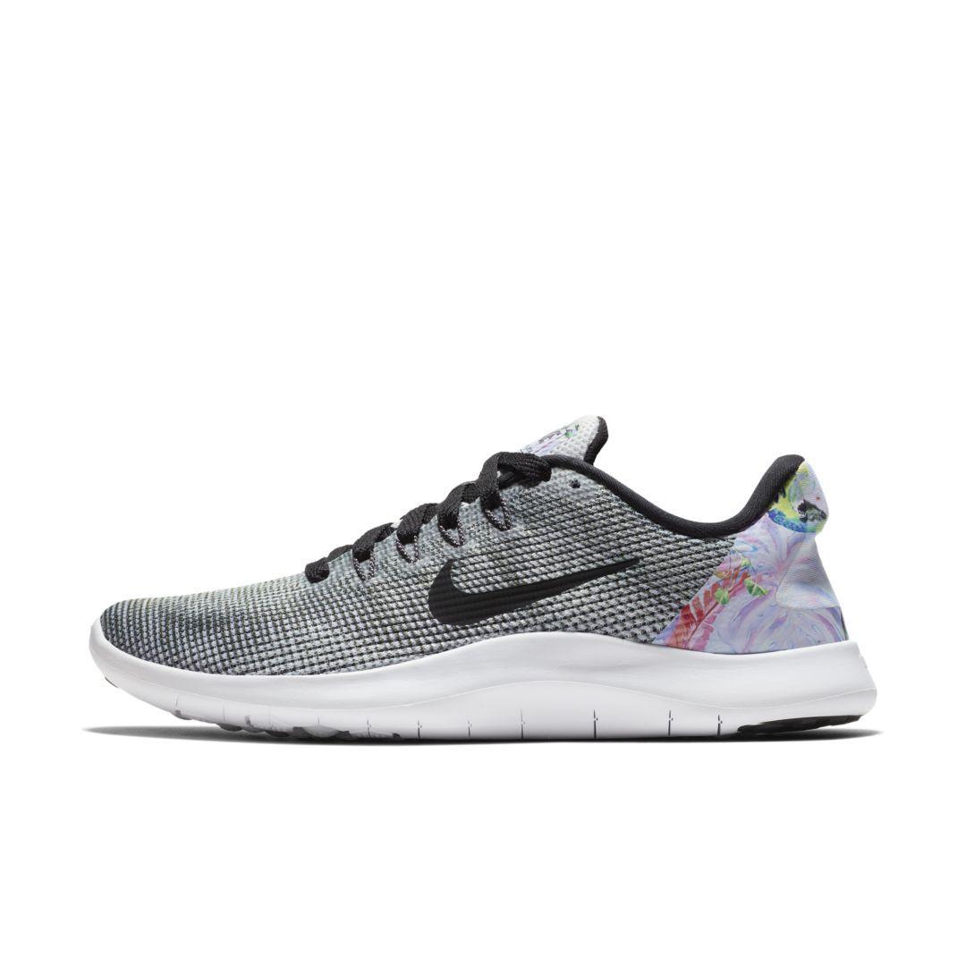 6d701f2e38fb Nike Flex RN 2018 Premium Women s Running Shoe Size 7.5 (Pure Platinum)