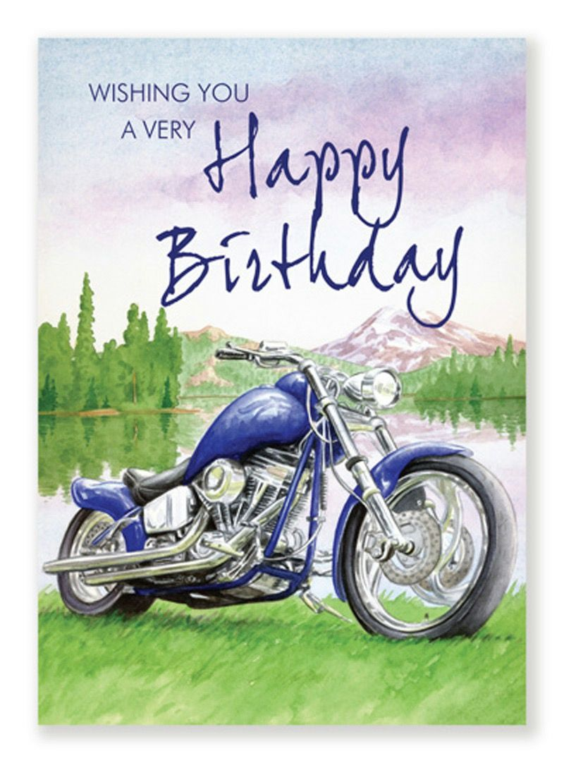Birthday Motorcycle Happy Birthday Motorcycle Happy Birthday