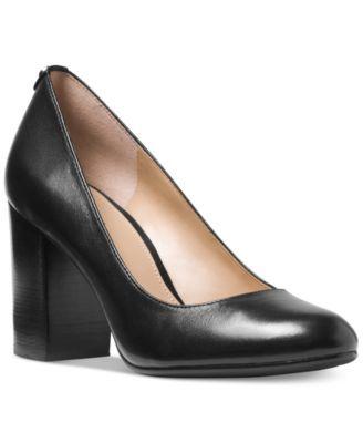 ac36b55df01 MICHAEL KORS Michael Michael Kors Lucy Block Heel Flex Pumps.  michaelkors   shoes   all women