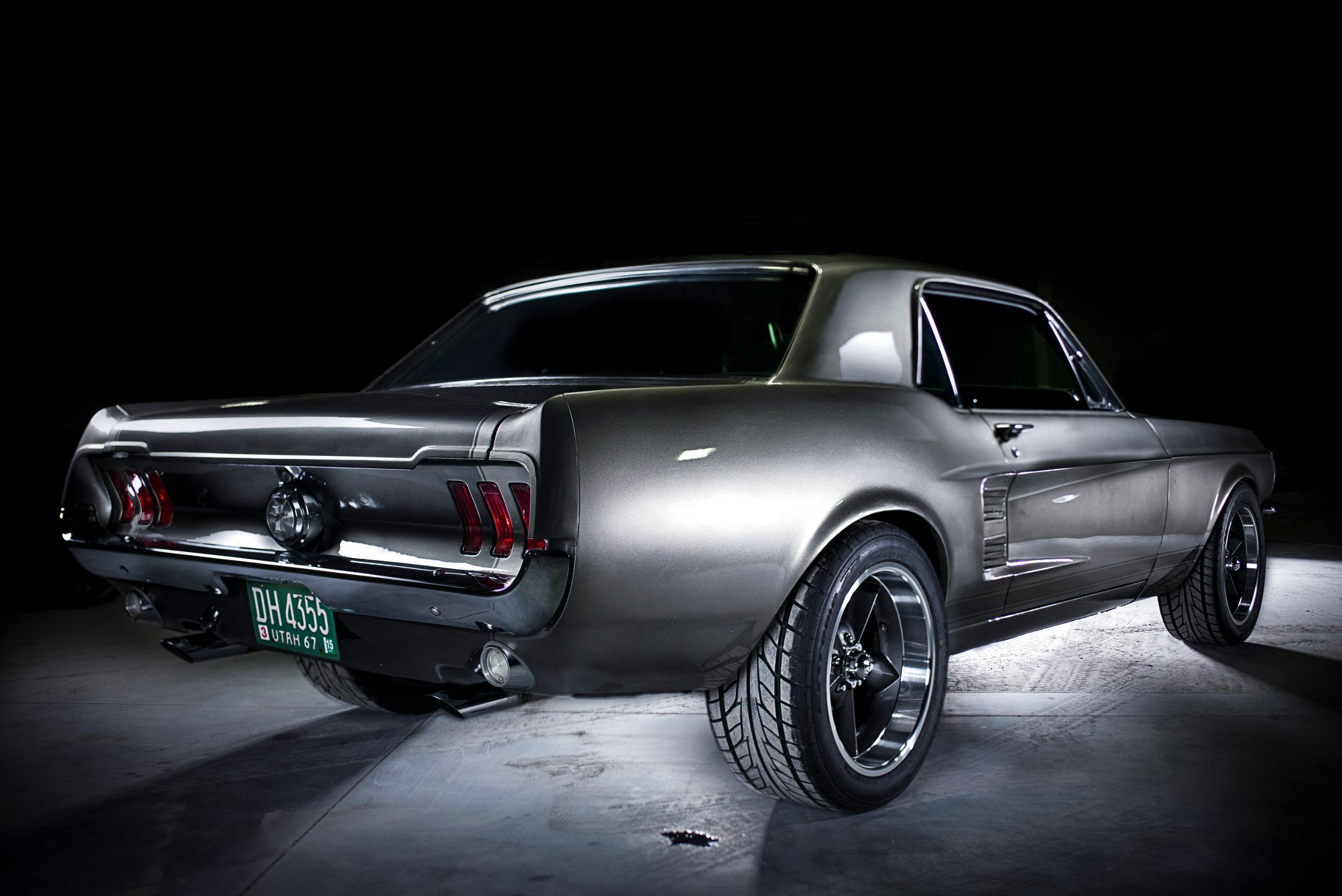 1967 Ford Mustang Classic Mustang Ford Mustang Ford Mustang Wallpaper