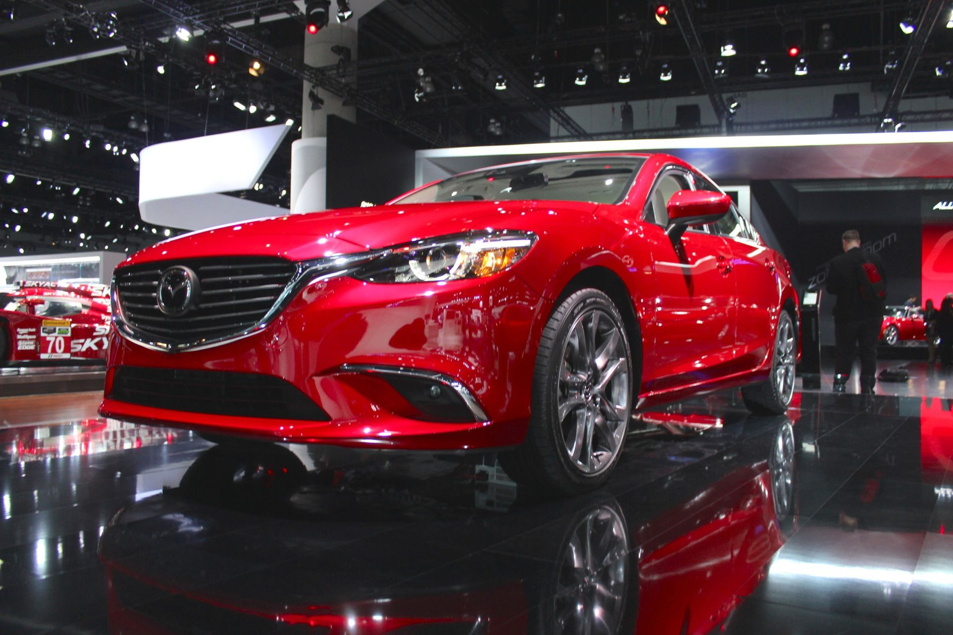 2016 Mazda 6 Release Pictures #2016, #6, #Mazda, #Pictures, #Release