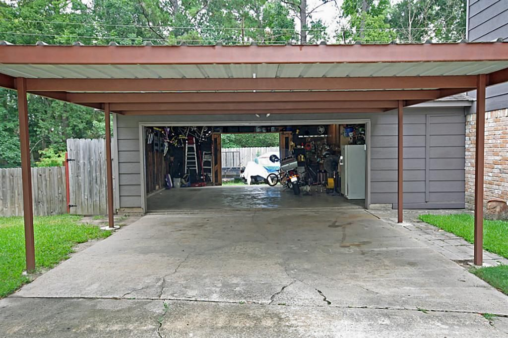 image result for carport in front of garage big carports pinterest. Black Bedroom Furniture Sets. Home Design Ideas