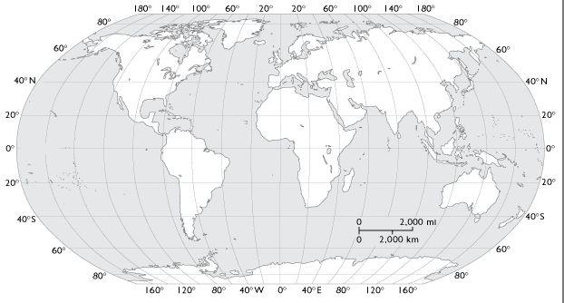 World Map With Longitude Latitude world map with longitude and ...