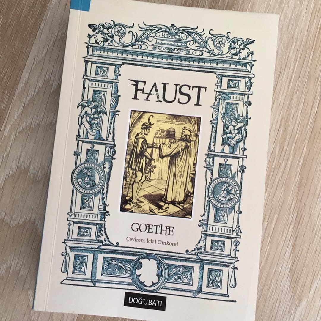 Johann Wolfgang von Goethe: Faust 1808 LB 4 Ich bin der