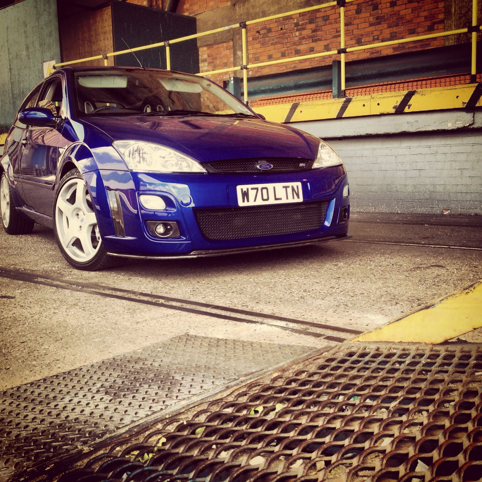 Ford Focus Rs Mk1 Ford Focus Ford Focus Rs Focus Rs