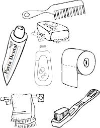 Cepillo De Dientes Para Colorear Buscar Con Google Habitos De Higiene Personal Utiles De Aseo Utiles De Aseo Personal