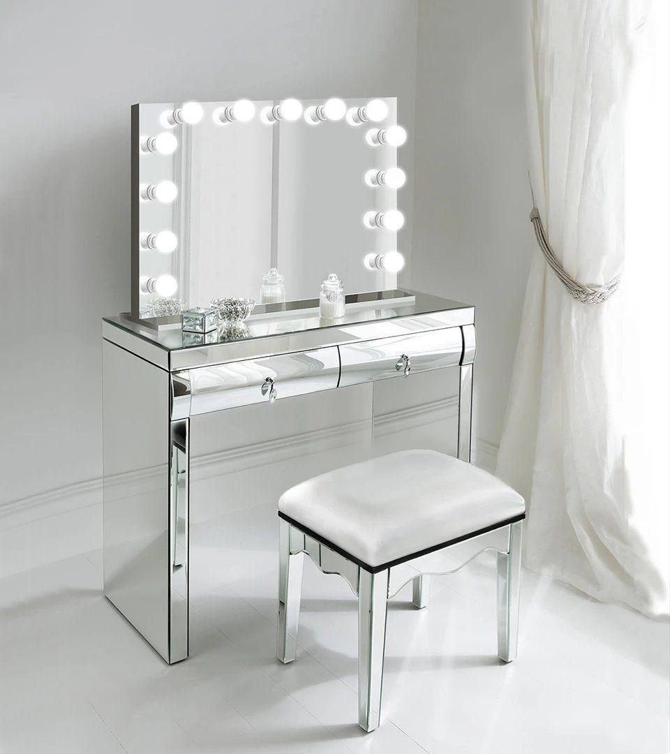 Lumaglam Bedroom Makeup Vanity Diy Vanity Mirror Makeup Table Vanity