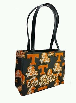 Tennessee Purse Volunteers Handbag University Tote Nwt Ncaa Orange Vols Bag