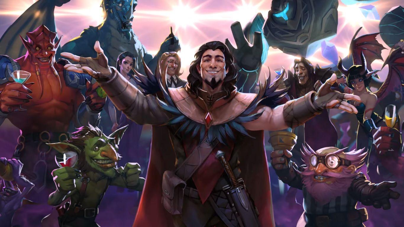 Blizzard's next 'Heartstone' adventure is a magical disco