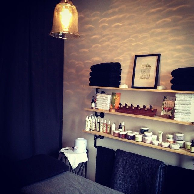 Enjoy a relaxing facial treatment featuring the best products voted by professionals, Eminence Organic Skin Care.  www.blushandblack.ca #sparoom #eminenceorganics #almonte #ontario