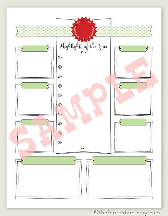 Year in review christmas letter template in pdf for print text create a beautiful and fun to read newsletter in print this christmas newsletter year spiritdancerdesigns Choice Image