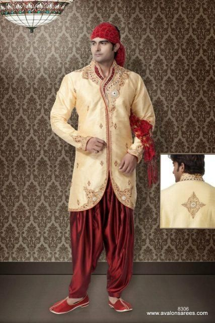 Pakistani grooms wear