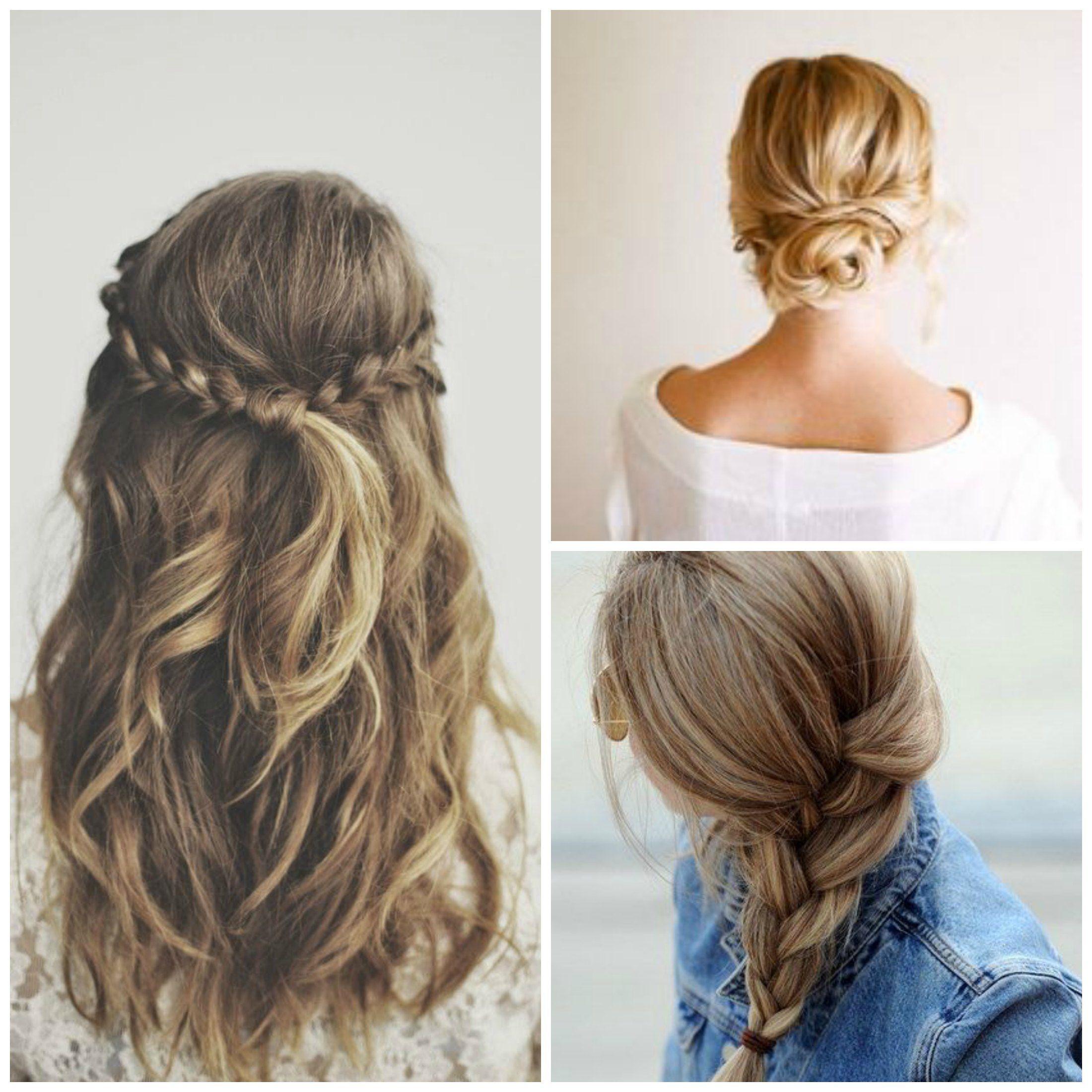 Peinados casuales paso a paso buscar con google - Peinados faciles recogidos paso a paso ...