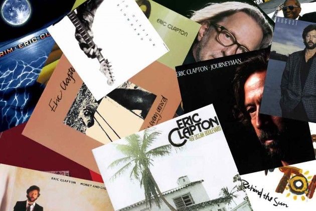 Eric Clapton Albums, Ranked Worst to Best | Info | Eric