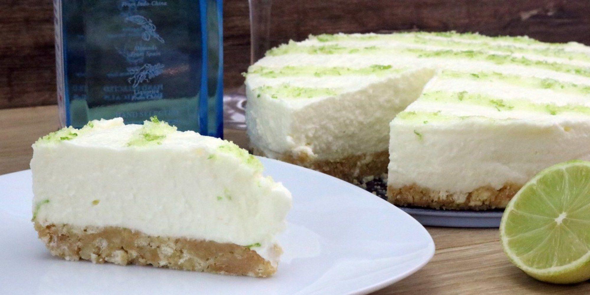 Gin Tonic Cheesecake Rezept Desserts Ohne Backen Kostliche Desserts Leichte Desserts