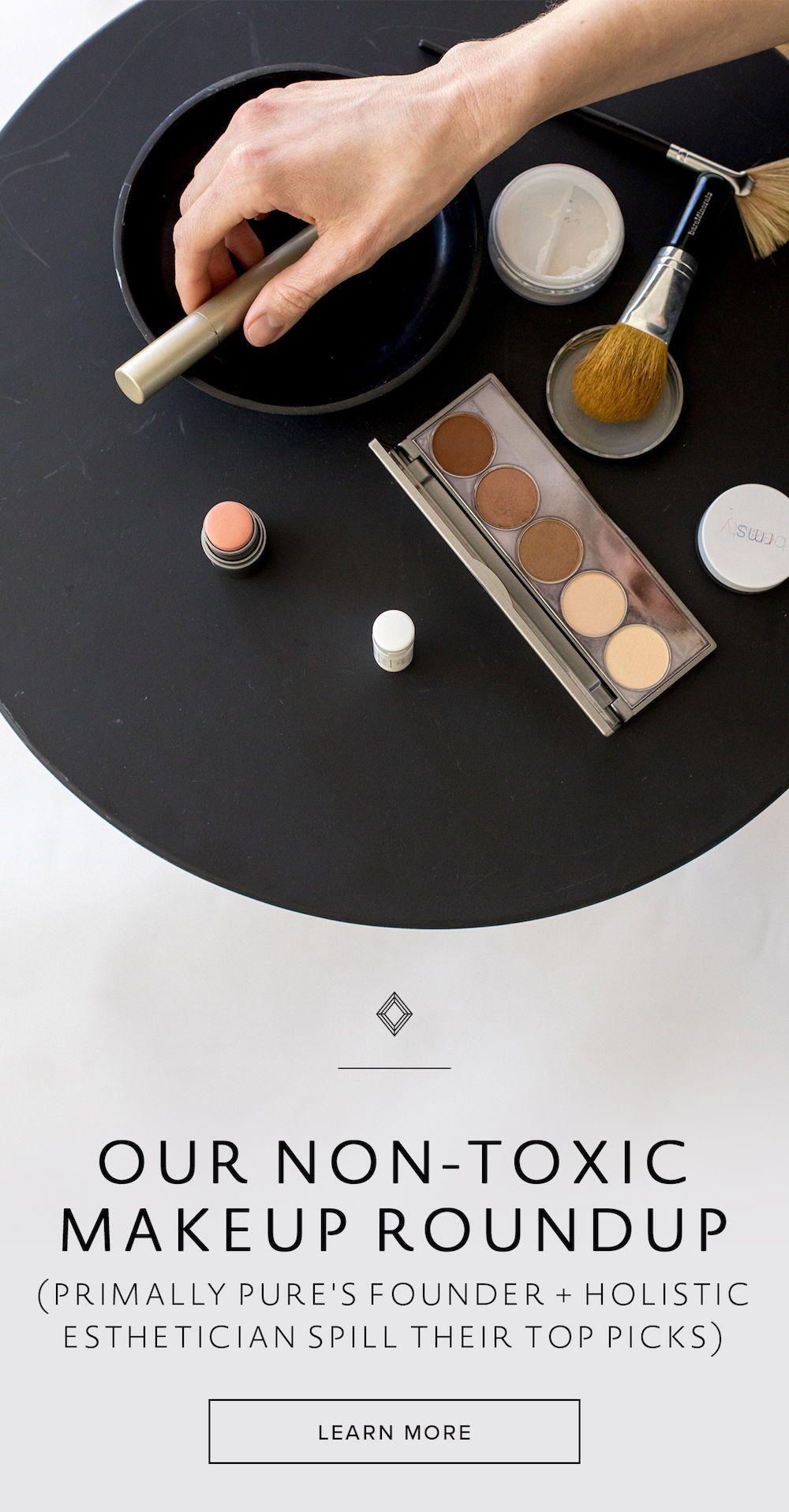 NonToxic Makeup Roundup (Plus 5 Pro Makeup Hacks) in 2020