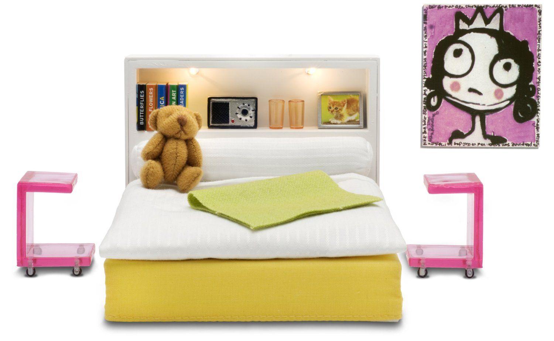 60 Muñecas 00 Casita 9024 Stockholm Lundby Dormitorio Para De LzqUMpGjVS