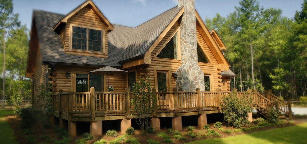Log Homes & Log Cabin Kits Log homes, Cabin kits, Log